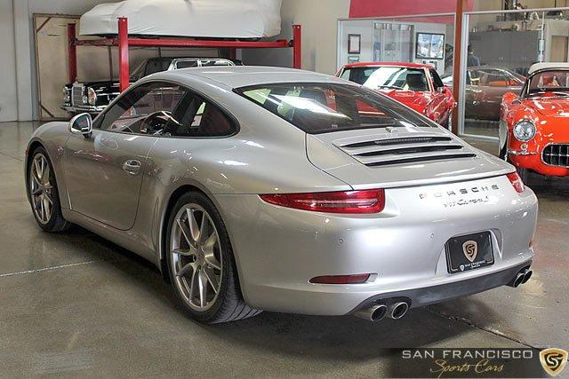 Used 2012 Porsche 911 Carrera S for sale Sold at San Francisco Sports Cars in San Carlos CA 94070 4