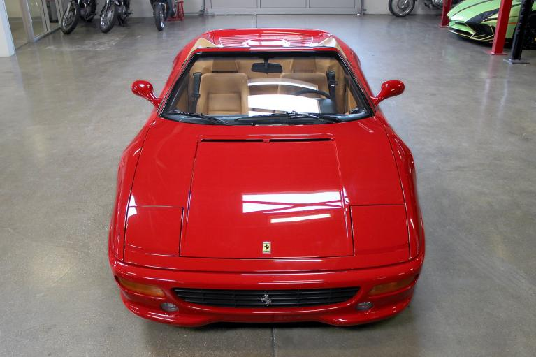 Used 1999 Ferrari 355 Serie Fiorano #1/100 for sale Sold at San Francisco Sports Cars in San Carlos CA 94070 2