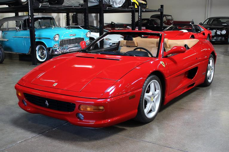 Used 1999 Ferrari 355 Serie Fiorano #1/100 for sale Sold at San Francisco Sports Cars in San Carlos CA 94070 3