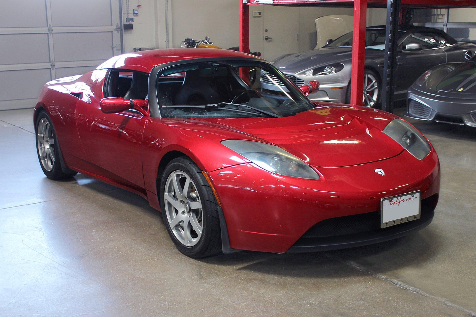 Used 2008 Tesla Roadster for sale Sold at San Francisco Sports Cars in San Carlos CA 94070 1