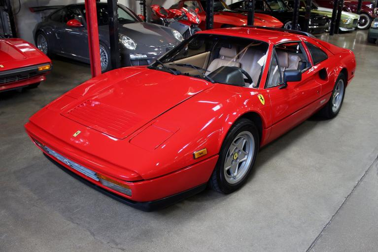 Used 1987 Ferrari 328 GTS for sale Sold at San Francisco Sports Cars in San Carlos CA 94070 3