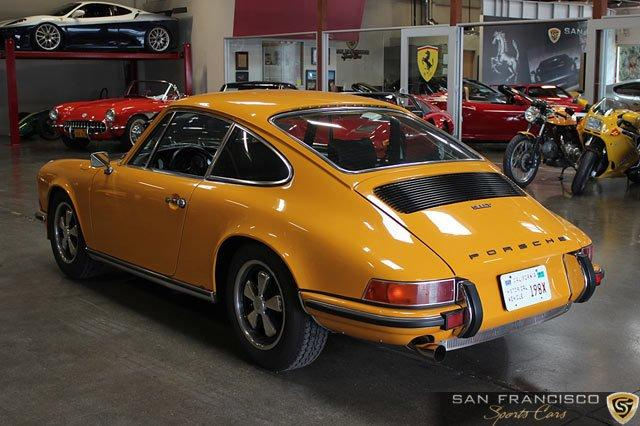 Used 1972 Porsche 911 T for sale Sold at San Francisco Sports Cars in San Carlos CA 94070 4