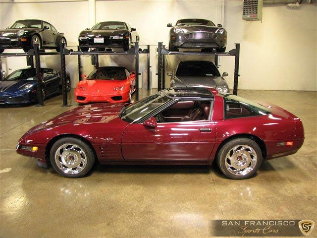 Used 1993 Chevrolet Corvette ZR1 for sale Sold at San Francisco Sports Cars in San Carlos CA 94070 3