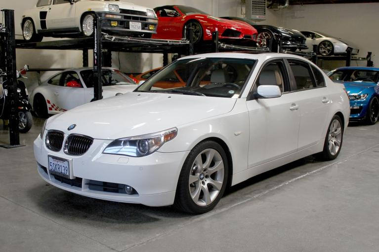 Used 2006 BMW 5 Series for sale Sold at San Francisco Sports Cars in San Carlos CA 94070 3