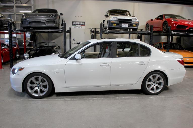 Used 2006 BMW 5 Series for sale Sold at San Francisco Sports Cars in San Carlos CA 94070 4