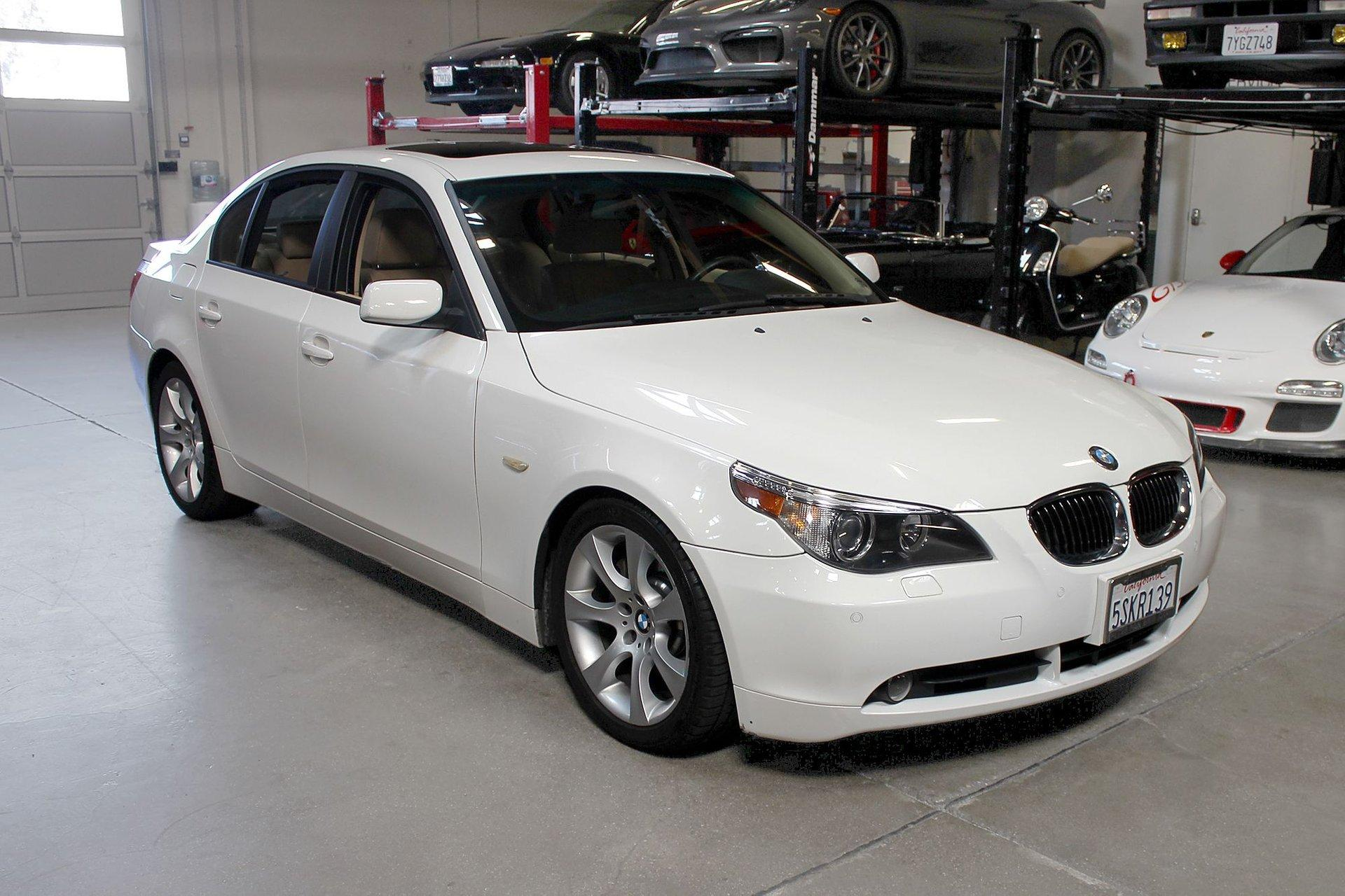 Used 2006 BMW 5 Series for sale Sold at San Francisco Sports Cars in San Carlos CA 94070 1