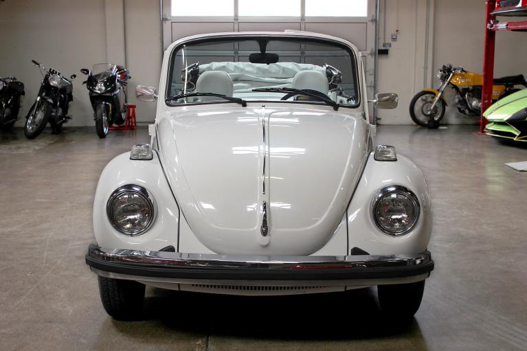 Used 1979 Volkswagen Beetle for sale Sold at San Francisco Sports Cars in San Carlos CA 94070 2