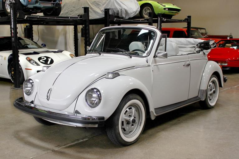 Used 1979 Volkswagen Beetle for sale Sold at San Francisco Sports Cars in San Carlos CA 94070 3