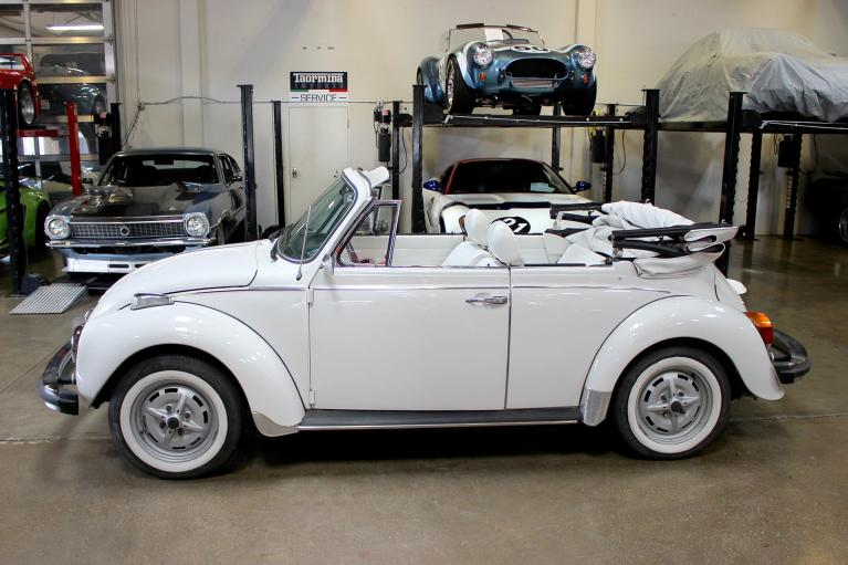 Used 1979 Volkswagen Beetle for sale Sold at San Francisco Sports Cars in San Carlos CA 94070 4