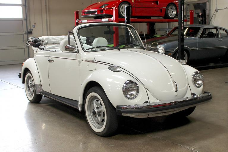 Used 1979 Volkswagen Beetle for sale Sold at San Francisco Sports Cars in San Carlos CA 94070 1