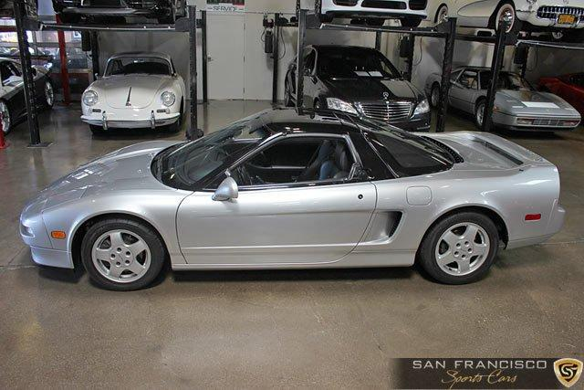 Used 1991 Acura NSX for sale Sold at San Francisco Sports Cars in San Carlos CA 94070 3