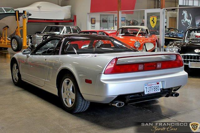 Used 1991 Acura NSX for sale Sold at San Francisco Sports Cars in San Carlos CA 94070 4