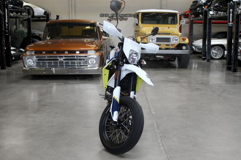 Used 2019 Husqvarna 701 supermoto for sale $10,995 at San Francisco Sports Cars in San Carlos CA 94070 2