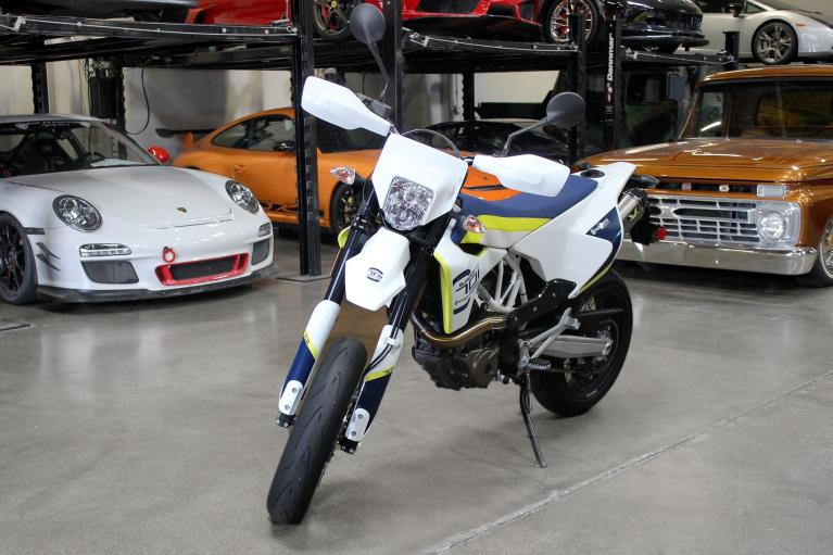 Used 2019 Husqvarna 701 supermoto for sale $10,995 at San Francisco Sports Cars in San Carlos CA 94070 3