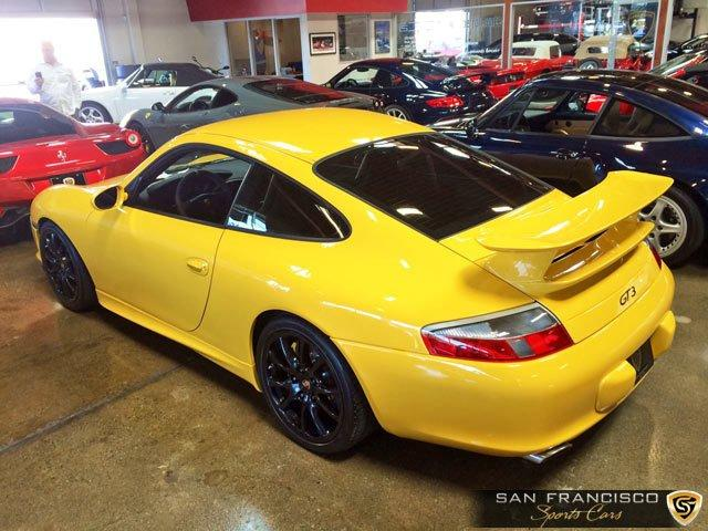 Used 2004 Porsche 996 GT3 for sale Sold at San Francisco Sports Cars in San Carlos CA 94070 2