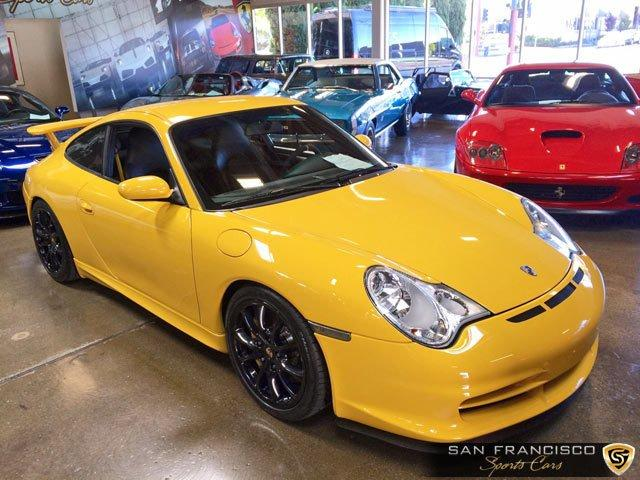 Used 2004 Porsche 996 GT3 for sale Sold at San Francisco Sports Cars in San Carlos CA 94070 4