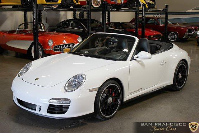 Used 2012 Porsche 911 Carrera GTS Cabriolet for sale Sold at San Francisco Sports Cars in San Carlos CA 94070 2