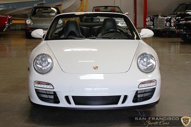 Used 2012 Porsche 911 Carrera GTS Cabriolet for sale Sold at San Francisco Sports Cars in San Carlos CA 94070 1