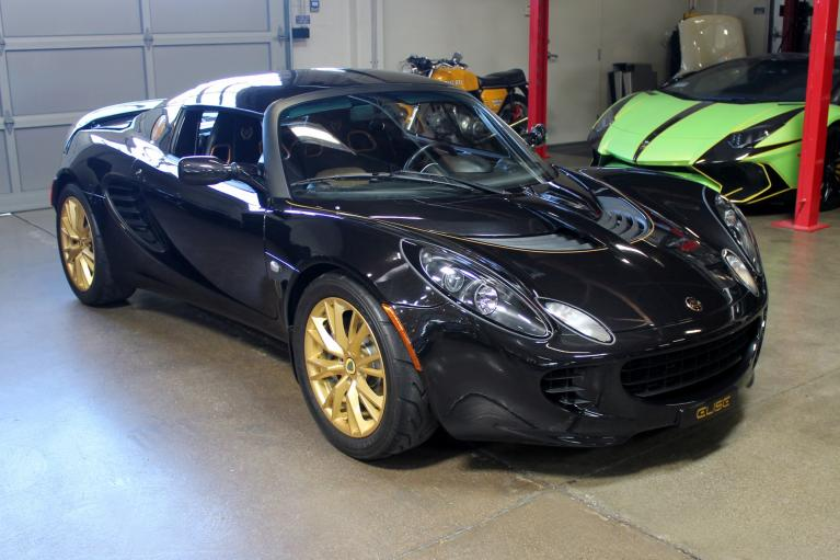 Used 2007 Lotus Elise for sale Sold at San Francisco Sports Cars in San Carlos CA 94070 1
