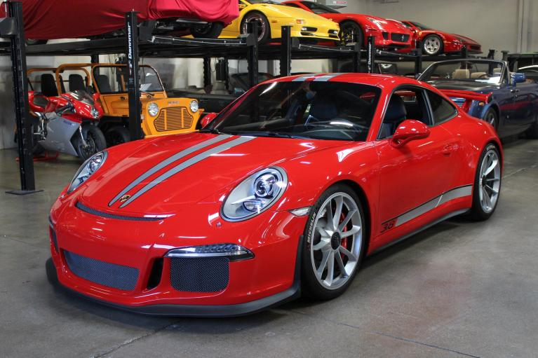 Used 2015 Porsche 911 GT3 for sale Sold at San Francisco Sports Cars in San Carlos CA 94070 3