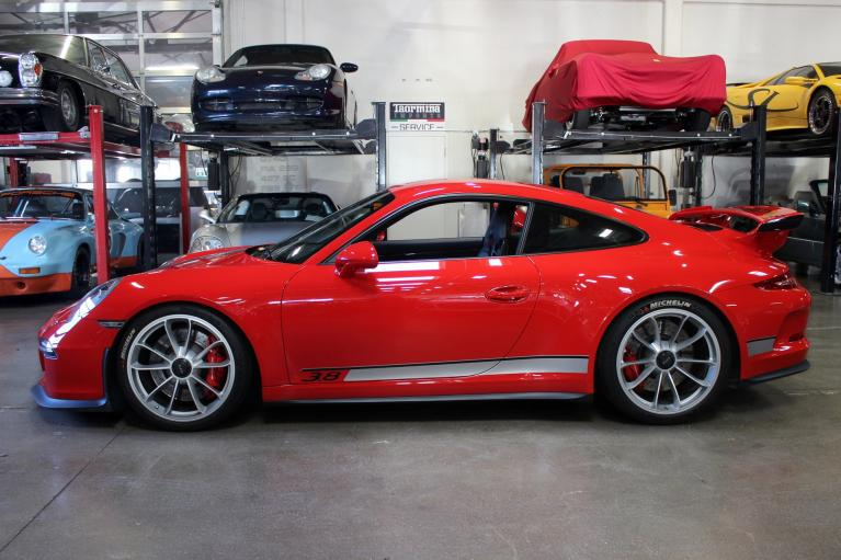 Used 2015 Porsche 911 GT3 for sale Sold at San Francisco Sports Cars in San Carlos CA 94070 4
