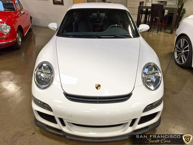 Used 2007 Porsche 911 GT3 RS for sale Sold at San Francisco Sports Cars in San Carlos CA 94070 2