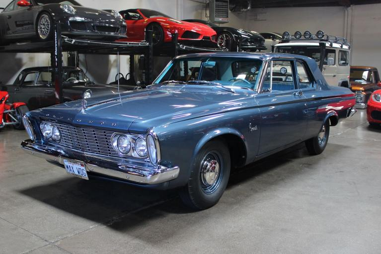 Used 1963 Plymouth Savoy for sale Sold at San Francisco Sports Cars in San Carlos CA 94070 3