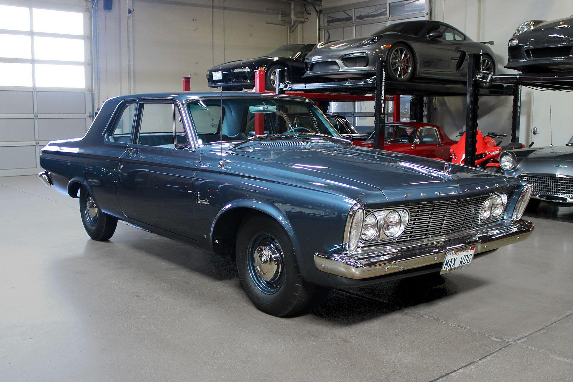 Used 1963 Plymouth Savoy for sale Sold at San Francisco Sports Cars in San Carlos CA 94070 1