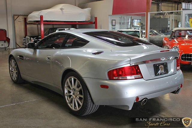 Used 2005 Aston Martin Vanquish S for sale Sold at San Francisco Sports Cars in San Carlos CA 94070 4