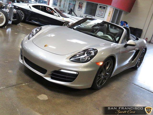 Used 2013 Porsche Boxster S for sale Sold at San Francisco Sports Cars in San Carlos CA 94070 2