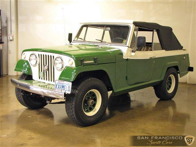 Used 1967 Kaiser Jeepster for sale Sold at San Francisco Sports Cars in San Carlos CA 94070 2