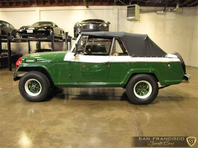 Used 1967 Kaiser Jeepster for sale Sold at San Francisco Sports Cars in San Carlos CA 94070 3