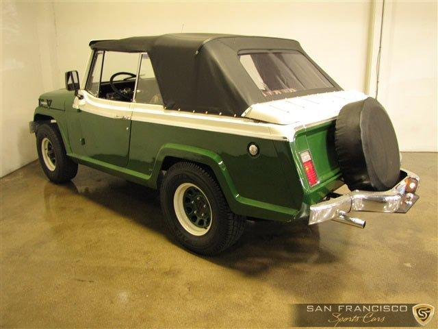 Used 1967 Kaiser Jeepster for sale Sold at San Francisco Sports Cars in San Carlos CA 94070 4