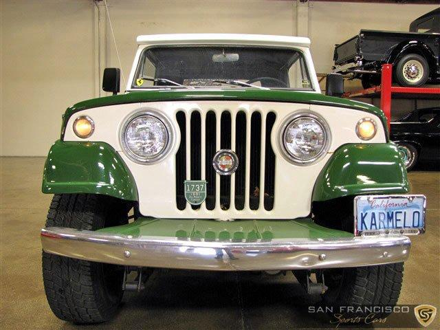 Used 1967 Kaiser Jeepster for sale Sold at San Francisco Sports Cars in San Carlos CA 94070 1