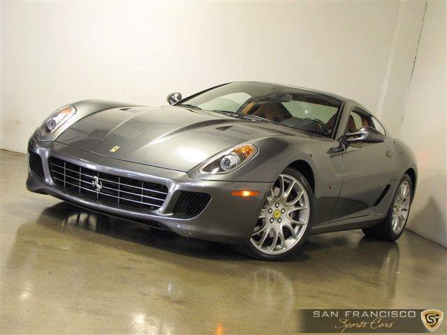 Used 2007 Ferrari 599 GTB Fiorano for sale Sold at San Francisco Sports Cars in San Carlos CA 94070 2