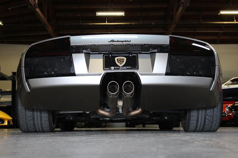 Used 2005 Lamborghini Murcielago Rdstr for sale Sold at San Francisco Sports Cars in San Carlos CA 94070 4