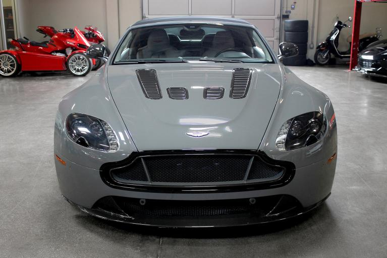 Used 2015 Aston Martin V12 Vantage S Roadster for sale Sold at San Francisco Sports Cars in San Carlos CA 94070 2
