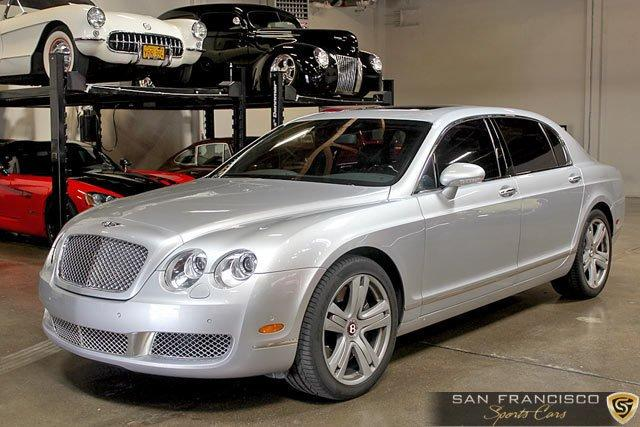Used 2008 Bentley Flying Spur for sale Sold at San Francisco Sports Cars in San Carlos CA 94070 2
