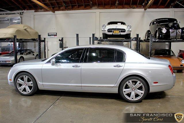 Used 2008 Bentley Flying Spur for sale Sold at San Francisco Sports Cars in San Carlos CA 94070 3