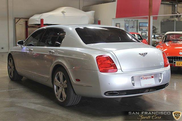Used 2008 Bentley Flying Spur for sale Sold at San Francisco Sports Cars in San Carlos CA 94070 4