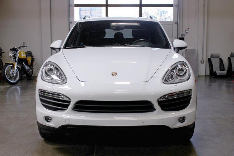 Used 2013 Porsche Cayenne for sale Sold at San Francisco Sports Cars in San Carlos CA 94070 2
