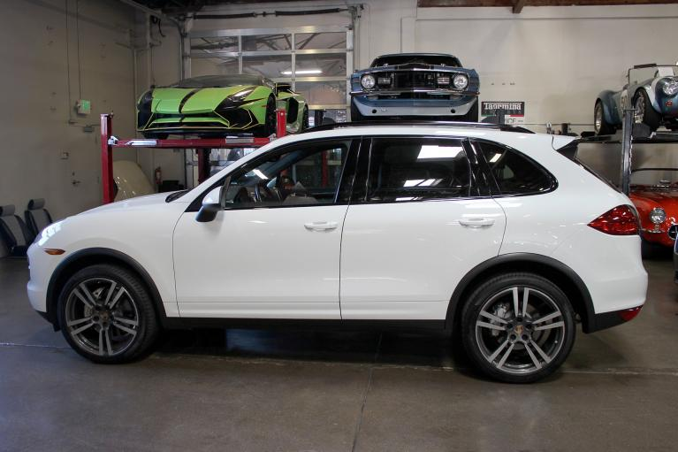 Used 2013 Porsche Cayenne for sale Sold at San Francisco Sports Cars in San Carlos CA 94070 4