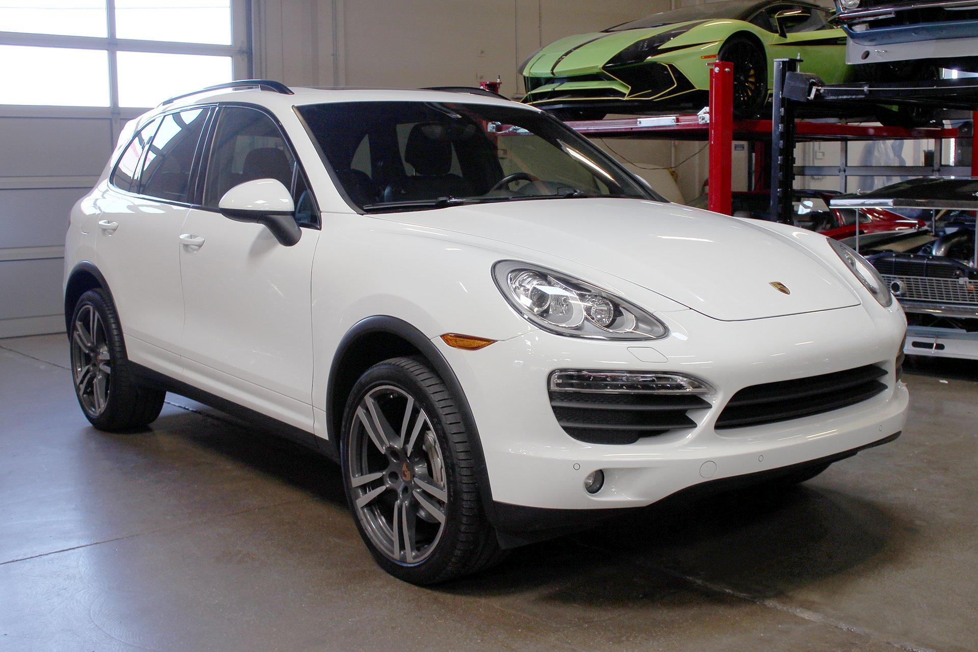 Used 2013 Porsche Cayenne for sale Sold at San Francisco Sports Cars in San Carlos CA 94070 1