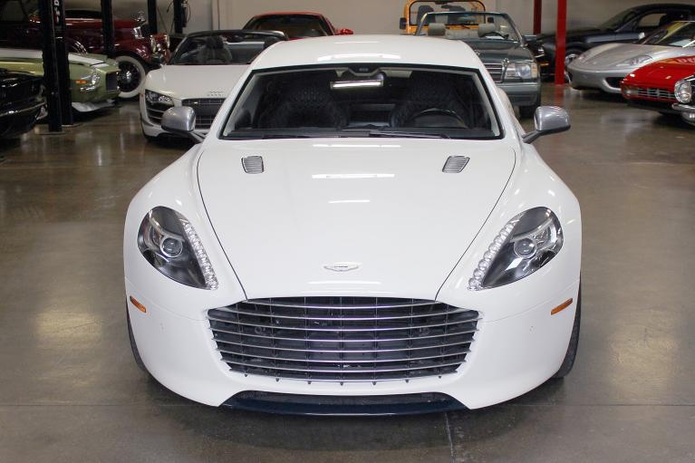 Used 2015 Aston Martin Rapide S for sale Sold at San Francisco Sports Cars in San Carlos CA 94070 2