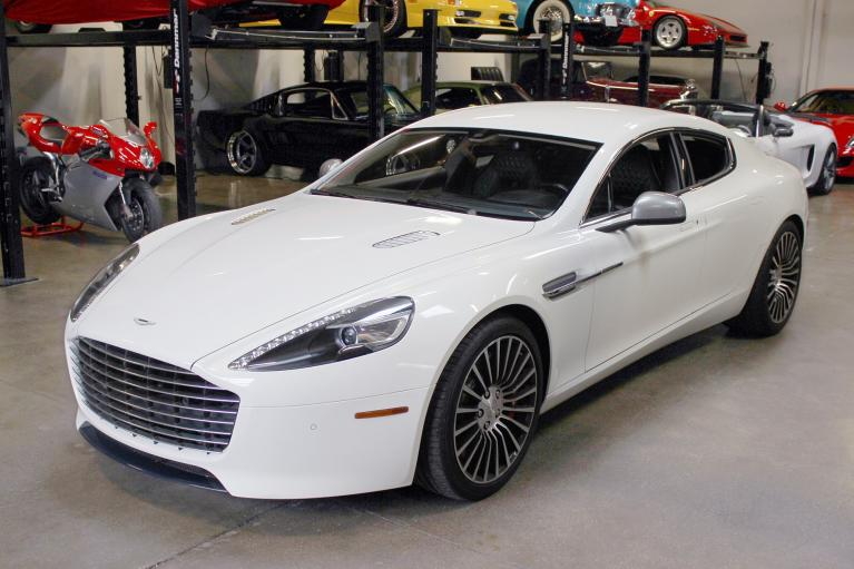 Used 2015 Aston Martin Rapide S for sale Sold at San Francisco Sports Cars in San Carlos CA 94070 3