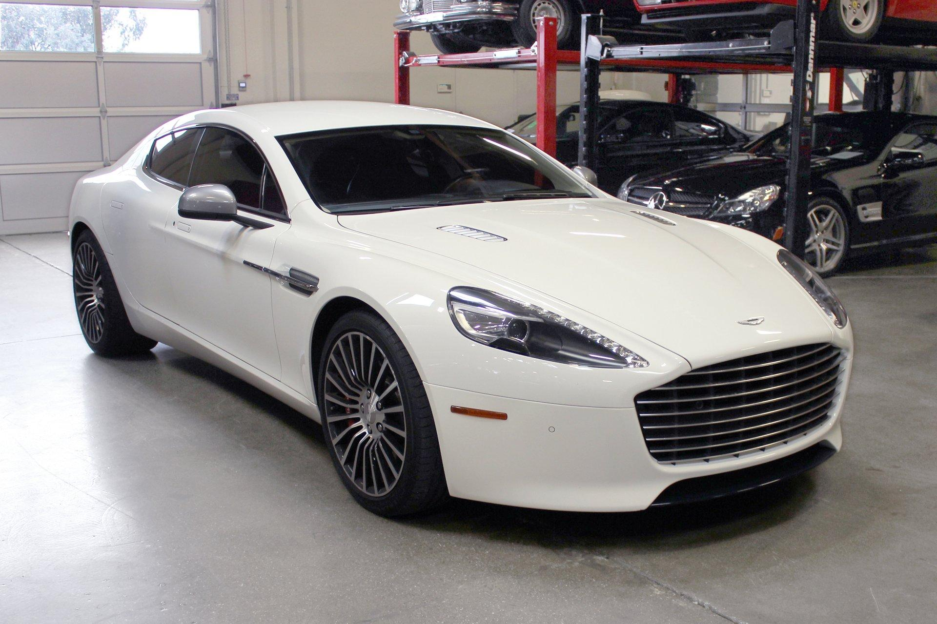 Used 2015 Aston Martin Rapide S for sale Sold at San Francisco Sports Cars in San Carlos CA 94070 1