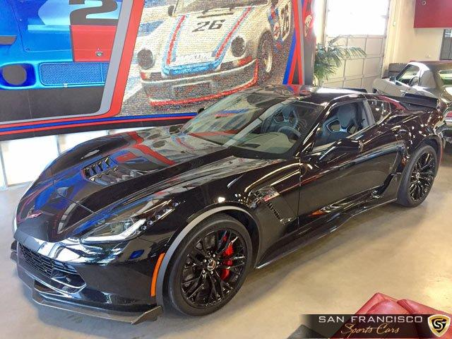 Used 2015 Chevrolet Corvette Z06 for sale Sold at San Francisco Sports Cars in San Carlos CA 94070 2