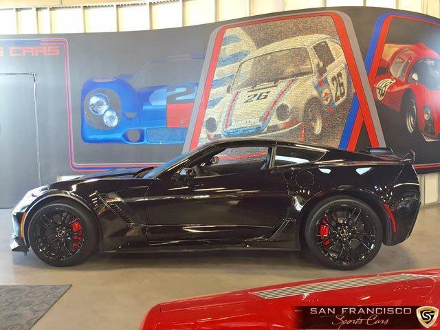 Used 2015 Chevrolet Corvette Z06 for sale Sold at San Francisco Sports Cars in San Carlos CA 94070 3
