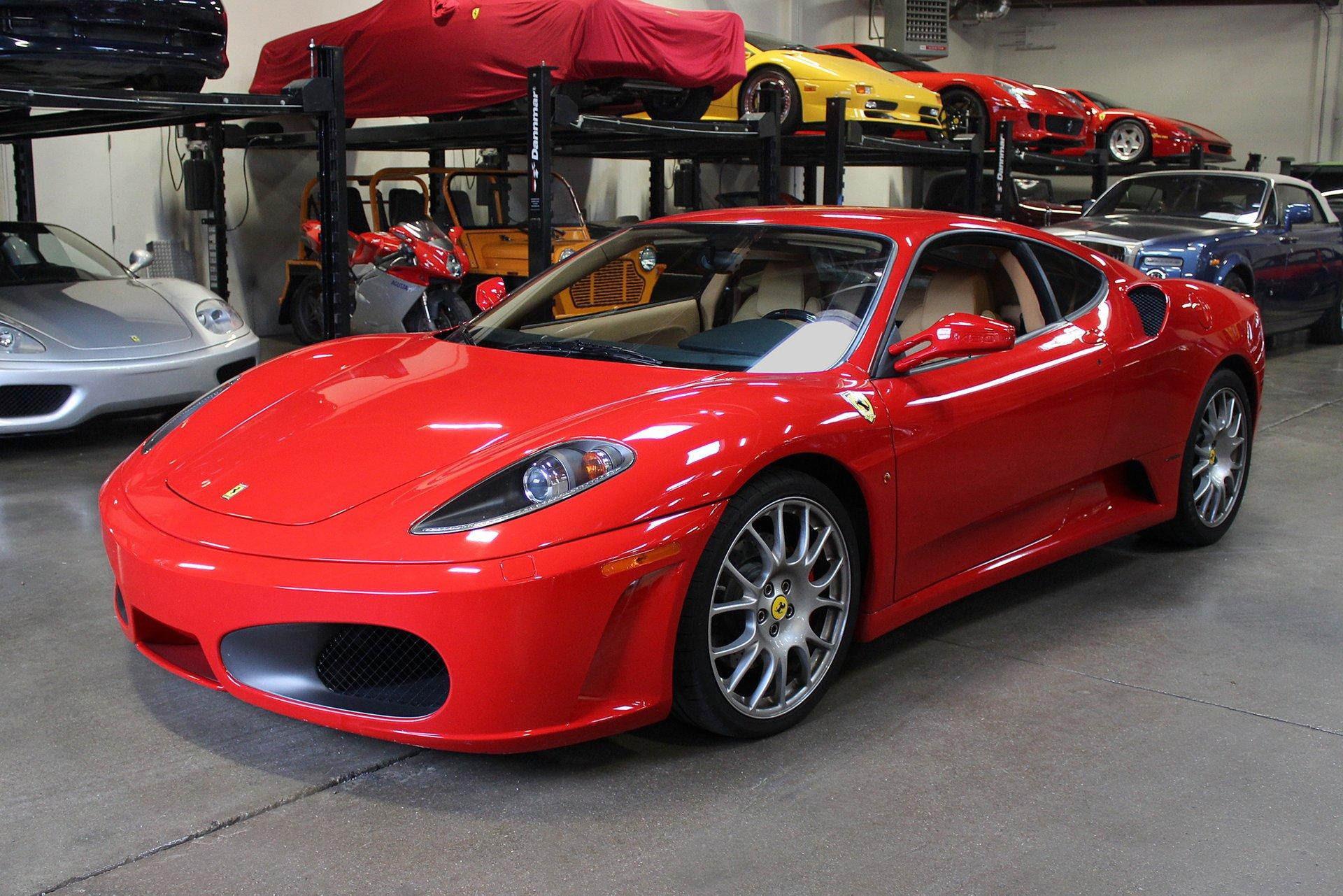 Used 2007 Ferrari F430 For Sale Special Pricing San Francisco Sports Cars Stock C19002