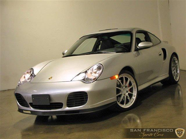 Used 2004 Porsche Turbo for sale Sold at San Francisco Sports Cars in San Carlos CA 94070 2